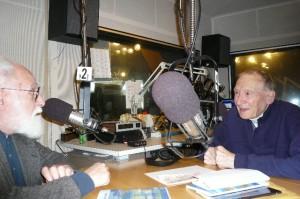 Djelloul Marbrook interviewed on radio