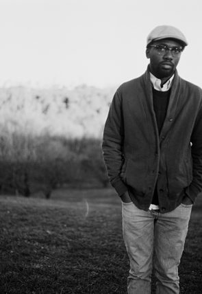 Timothy Ogene, author of Descent & Other Poems